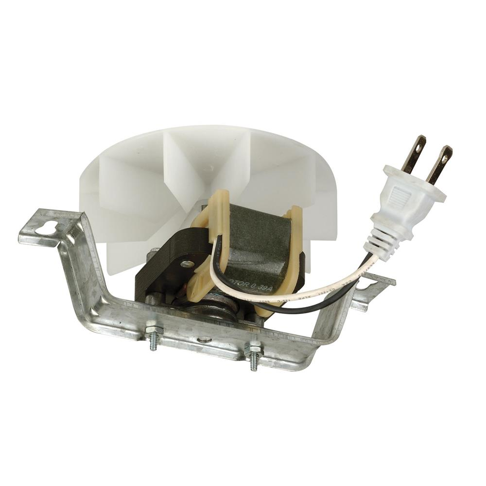 Craftmade TFV50B-M 50 CFM Bath Vent Motor & Grill Assembly Only in Designer White (6 pack)