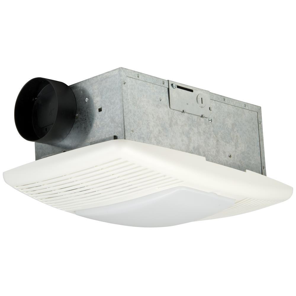Craftmade TFV70HL1500 70 CFM Heat/Vent/Light in White
