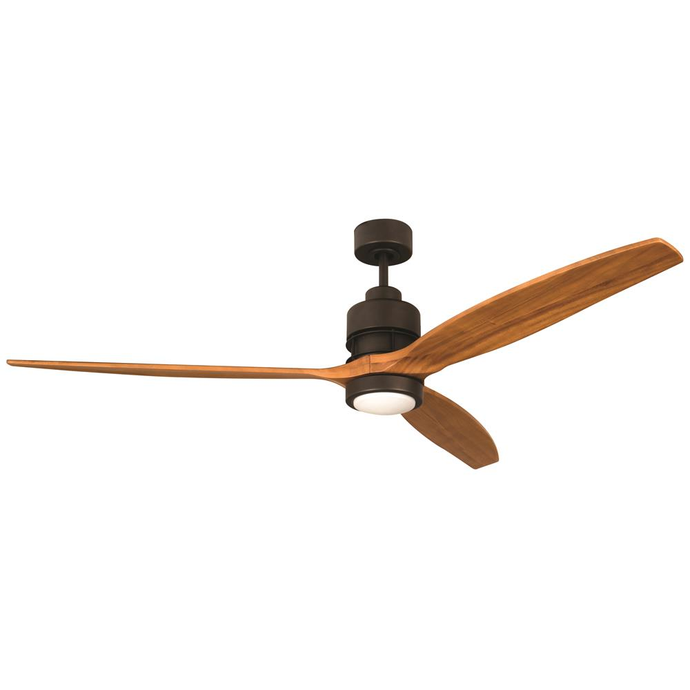 "Craftmade K11260 Sonnet Ceiling Fan in Espresso with 60"" Sonnet Light ..."