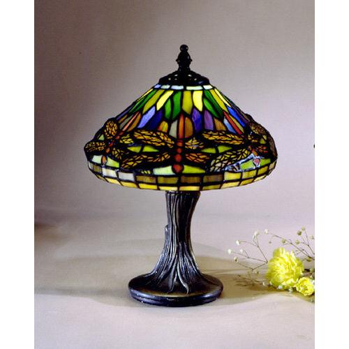 Dale Tiffany 7601/521 Dragonfly Table Lamp