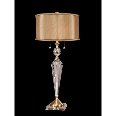 Dale Tiffany GT701218 Strada Crystal Table Lamp