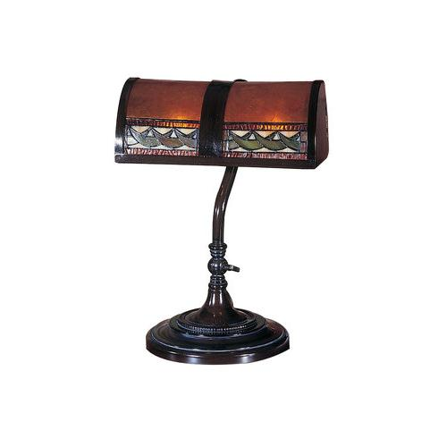 Dale Tiffany TA100682 Egyptian Desk Lamp