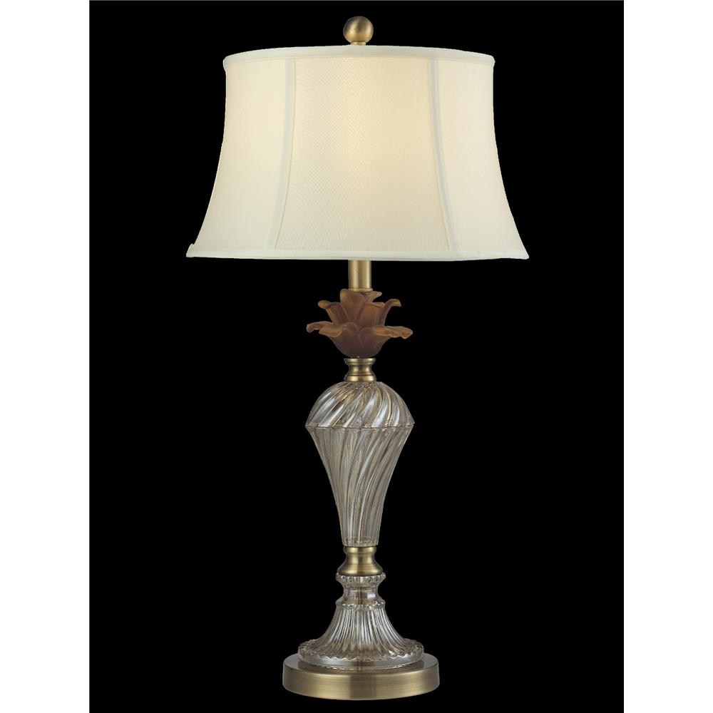 gt14264 dale tiffany gt14264 crystal gold table lamp goinglighting. Black Bedroom Furniture Sets. Home Design Ideas
