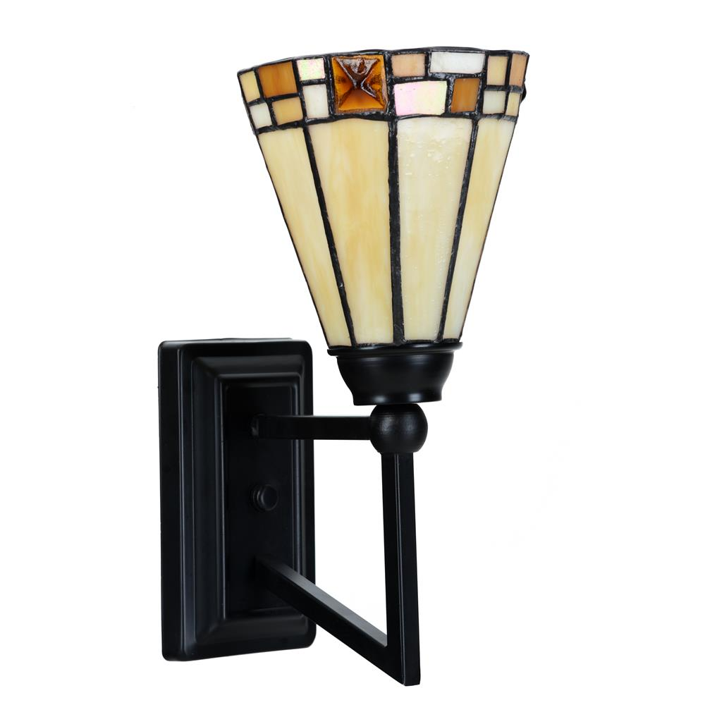 Indoor Wall Light Sconces : Dale Tiffany Wall Sconces - GoingLighting
