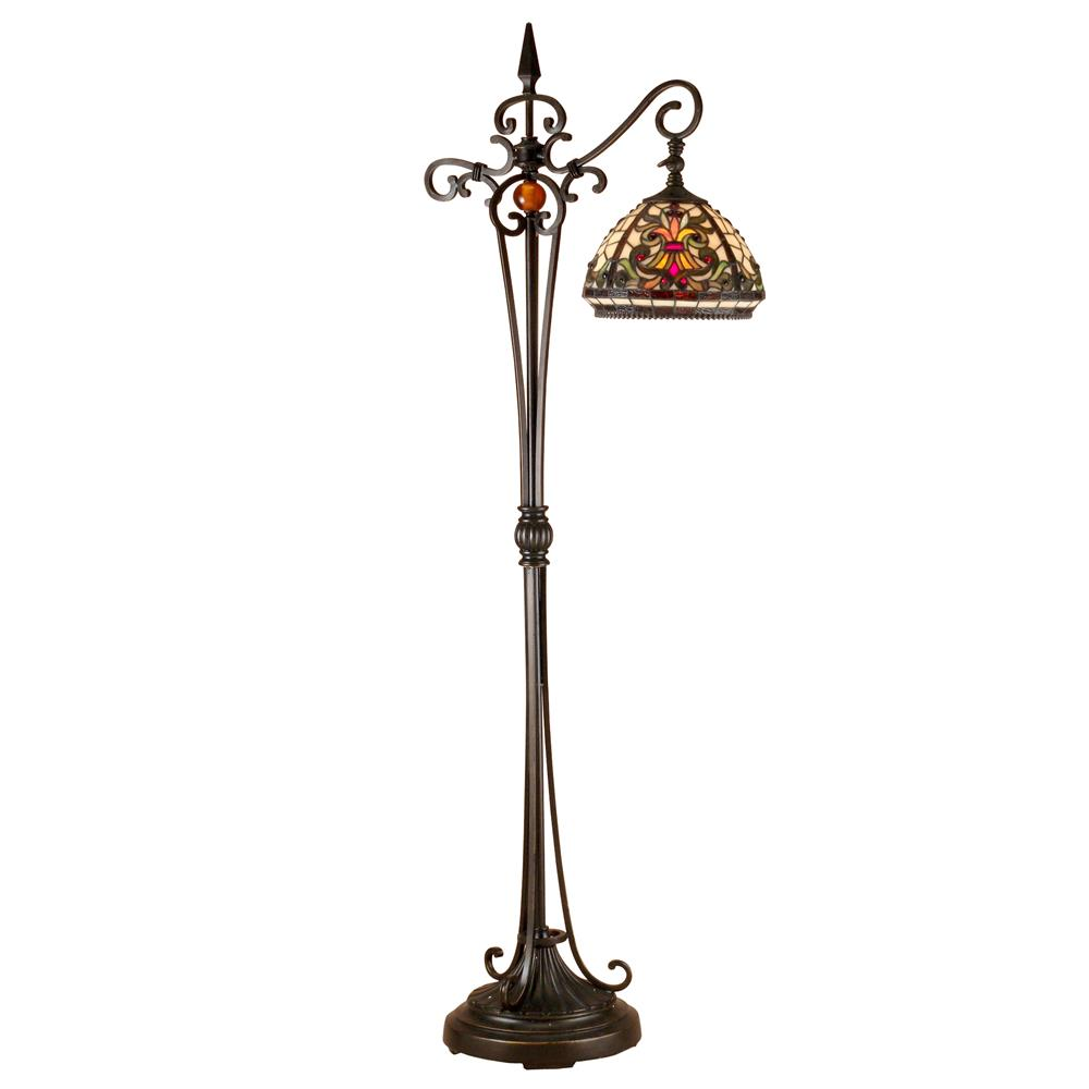 Dale Tiffany TF101115 Boehme Floor Lamp