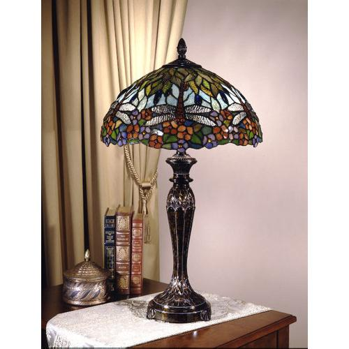 Dale Tiffany TT100588 Lydia Table Lamp