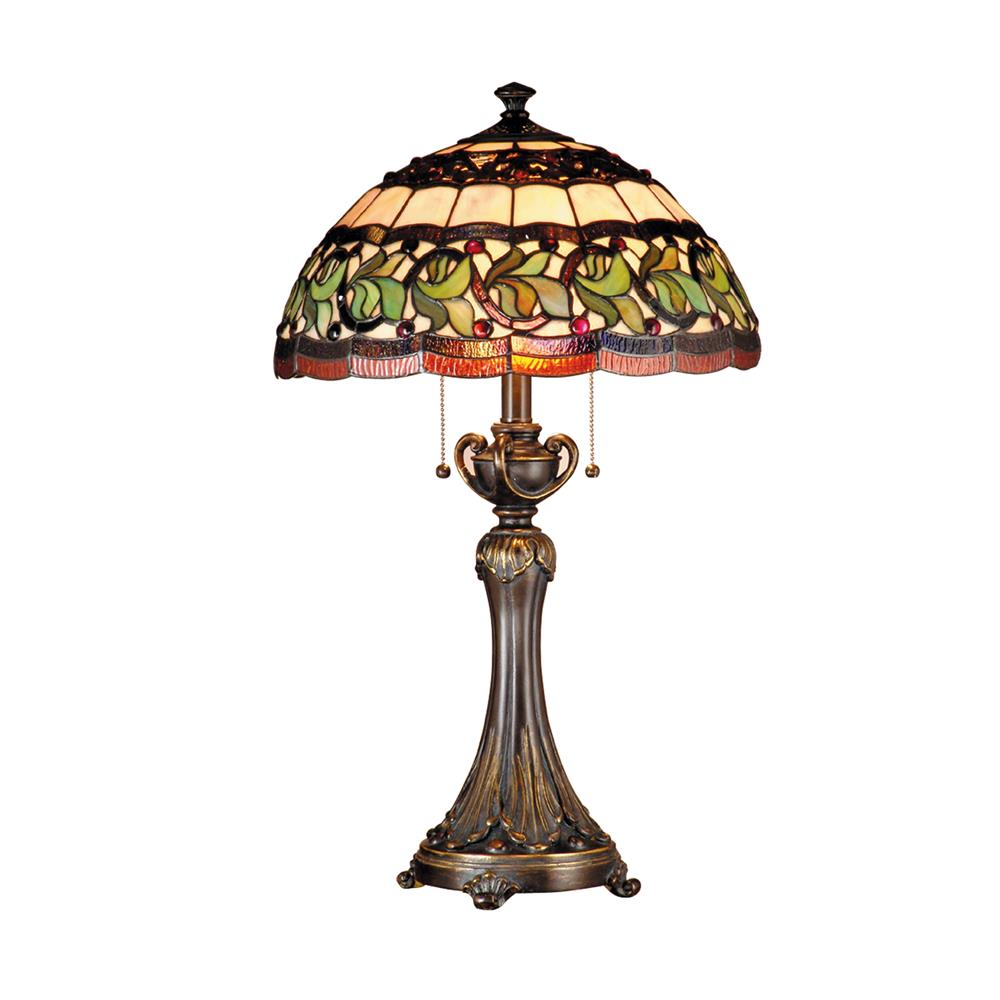 Dale Tiffany TT101110 Aldridge Table Lamp
