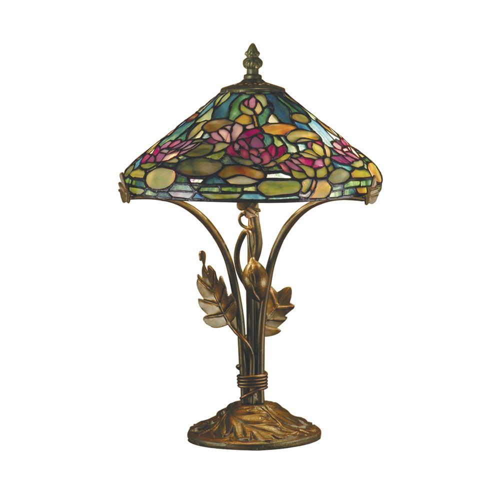 tt101216 dale tiffany tt101216 dunkirk table lamp in antique bronze. Black Bedroom Furniture Sets. Home Design Ideas