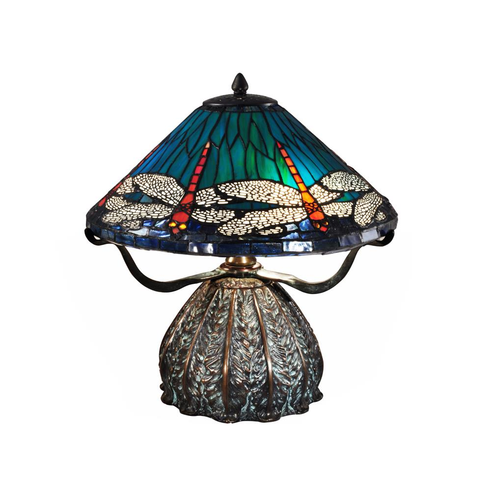 tt15106 dale tiffany tt15106 dragonfly trunk table lamp. Black Bedroom Furniture Sets. Home Design Ideas