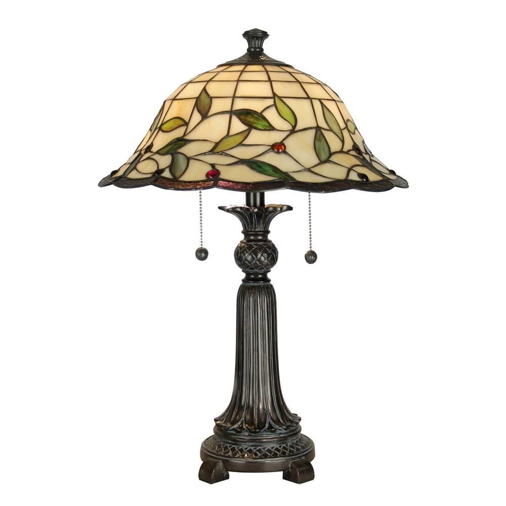 Dale Tiffany TT60574 Donavan Table Lamp