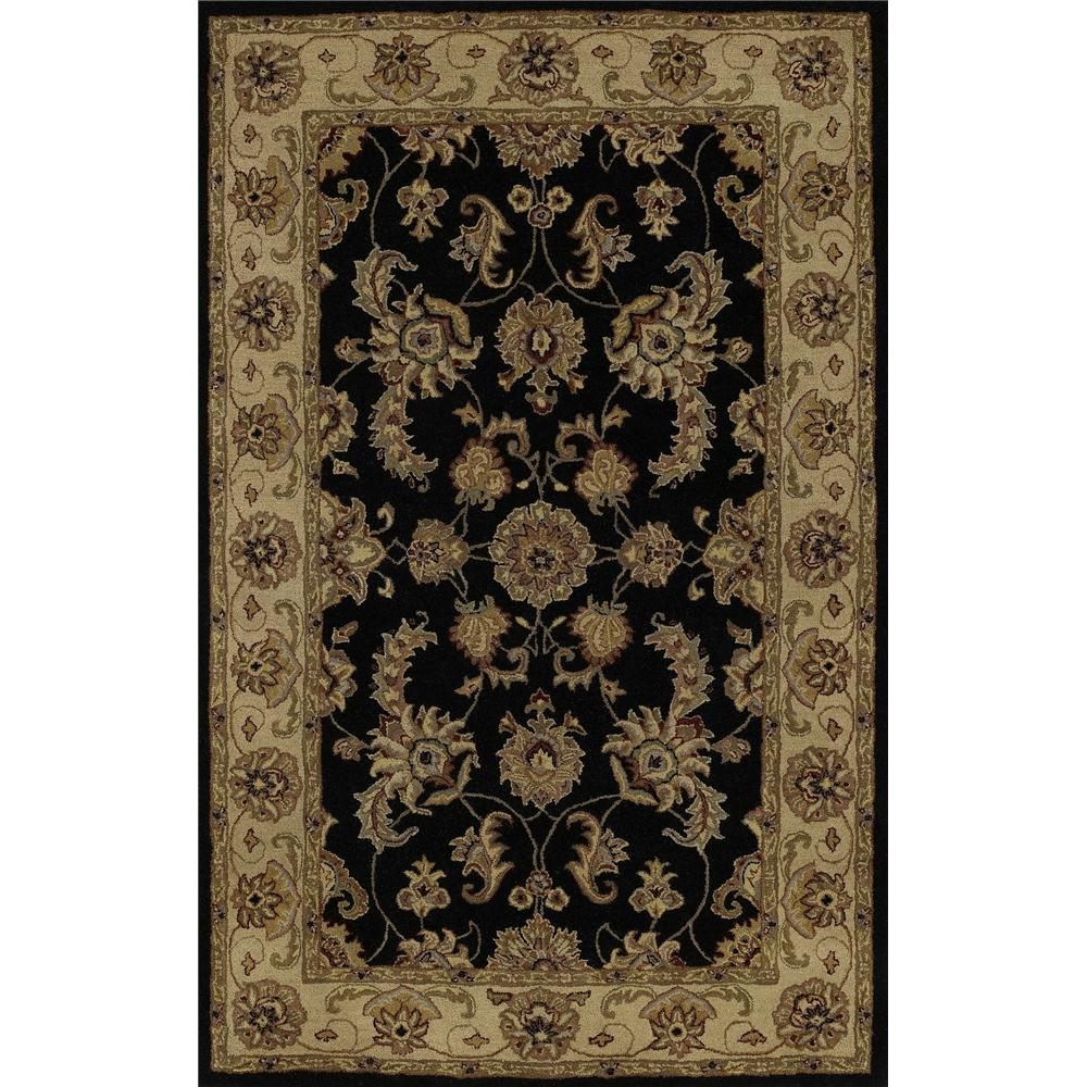Dalyn Rugs Jewel Jw 1787 Black 2