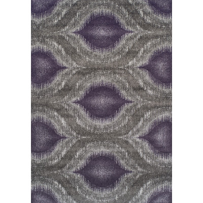Dalyn Rugs MODERN GREYS MG4441 PLUM 3