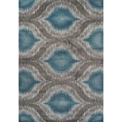Dalyn Rugs MODERN GREYS MG4441 TEAL 3