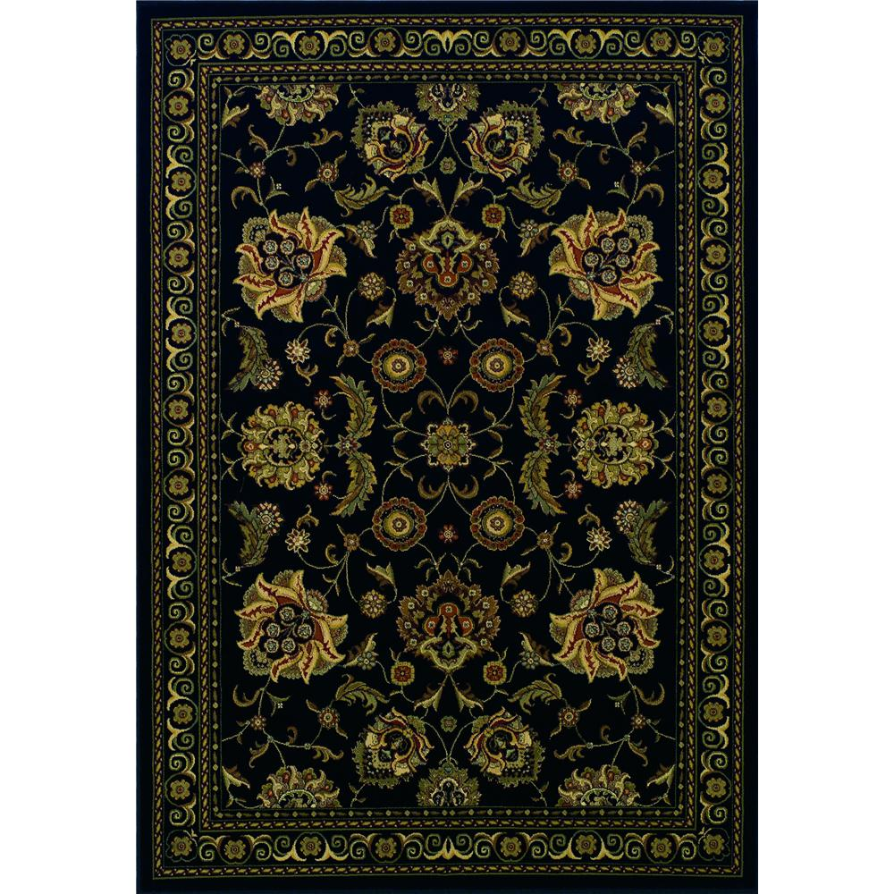 Dalyn Rugs Wembley Wb 787 Black 3