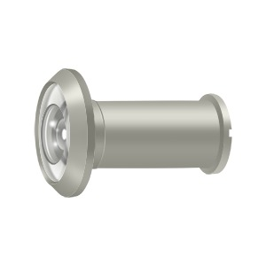 Deltana 55211U26-UL Solid Brass UL Listed Door Viewer in Polished Chrome
