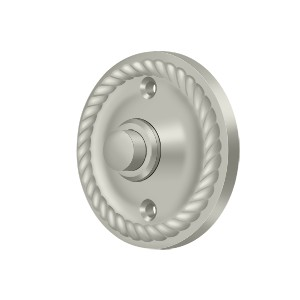 Deltana BBRR213U15 Bell Button, Round Rope