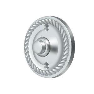 Deltana BBRR213U26 Bell Button, Round Rope