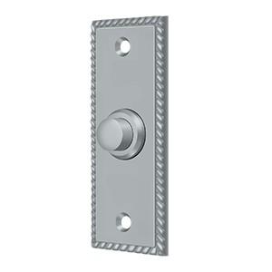Deltana BBSR333U26D Bell Button, Rectangular Rope