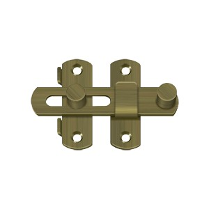 Deltana DL35U5 Drop Latch 3 1/2""