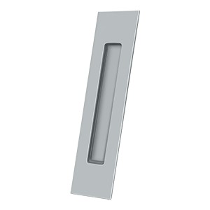 "Deltana FP10225U26D Flush Pull Rectangular HD 10""x 2-1/4""x 3/4"" Solid Brass"