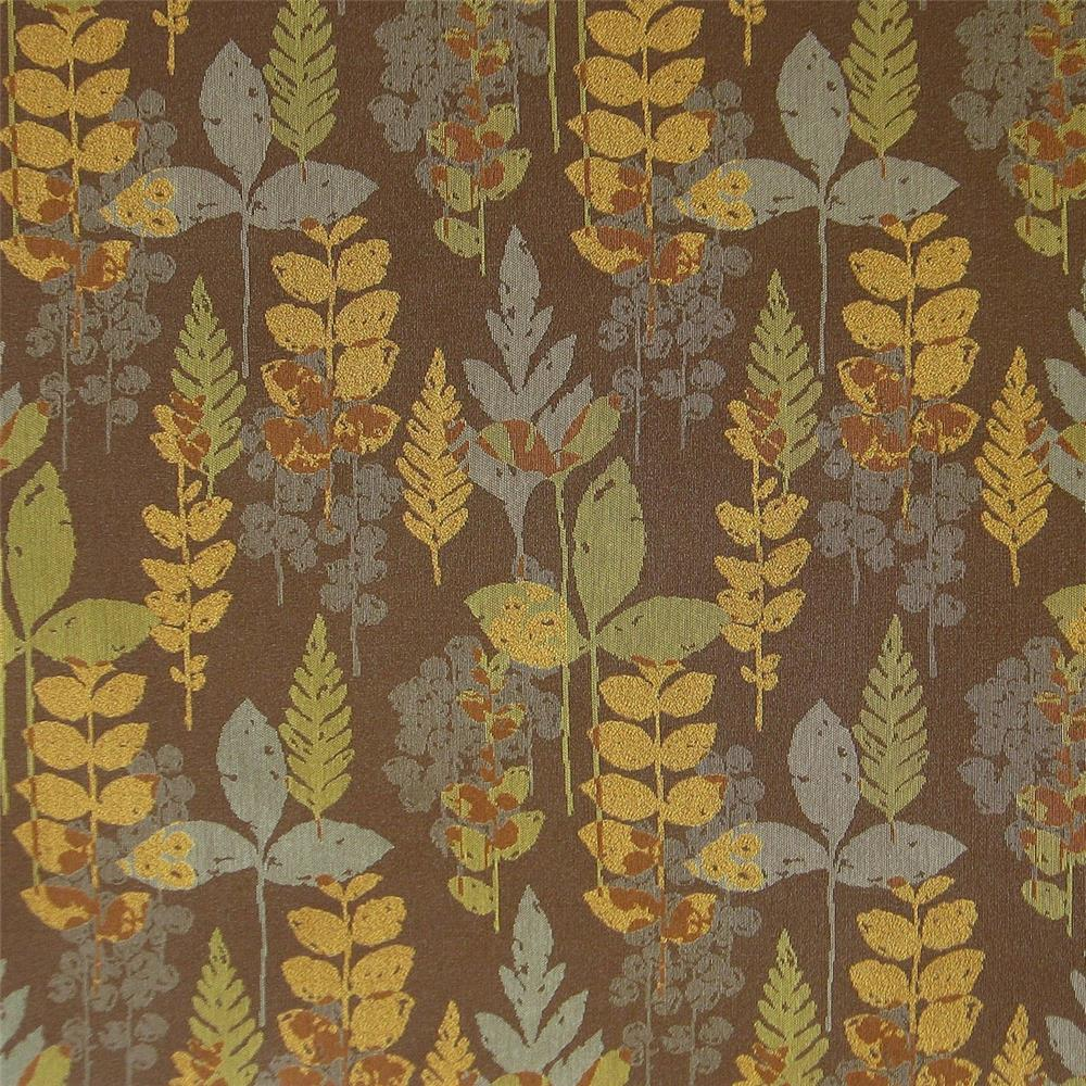 Douglass Industries 1839-410 Palisades  Pressed Leaves Mink Crypton Upholstery