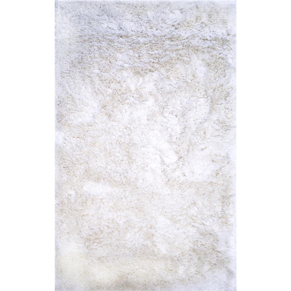 Dynamic Rugs LU354201100 LUXE 3X5 4201-100 IVORY in IVORY