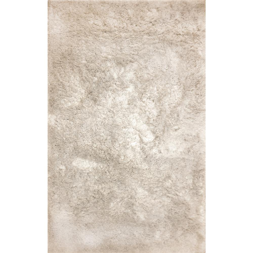 Dynamic Rugs LU354201116 LUXE 3X5 4201-116 STONE in STONE