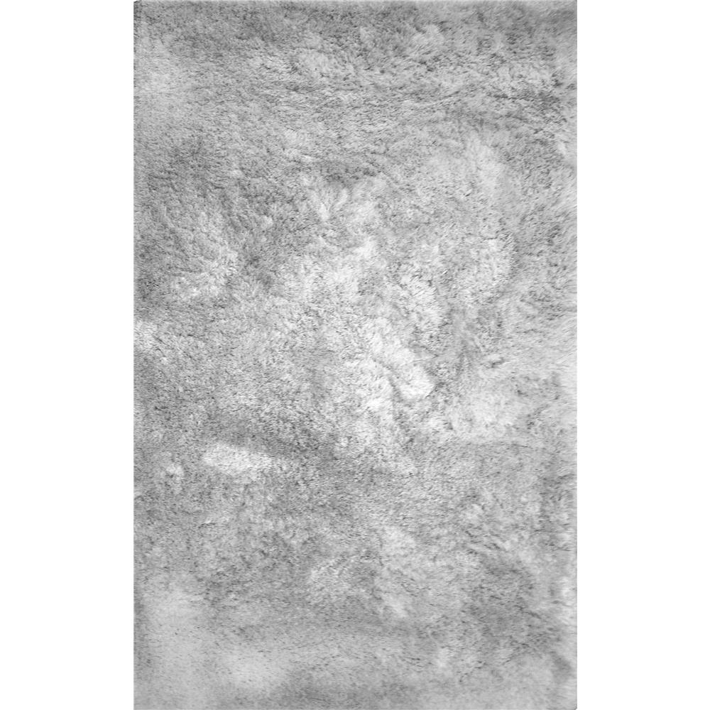 Dynamic Rugs LU354201900 LUXE 3X5 4201-900 ICE in ICE