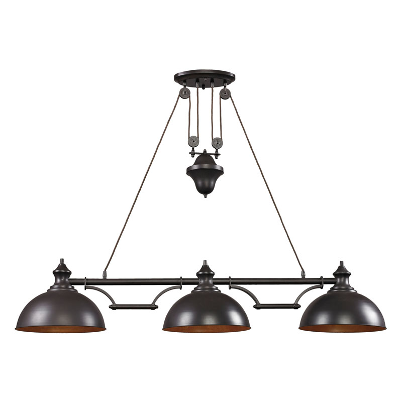 ELK Lighting Island / Billiard Lighting