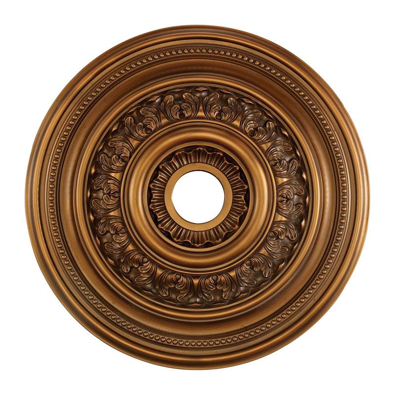 ELK Lighting M1012AB English Study Medallion 24 Inch In Antique Bronze Finish