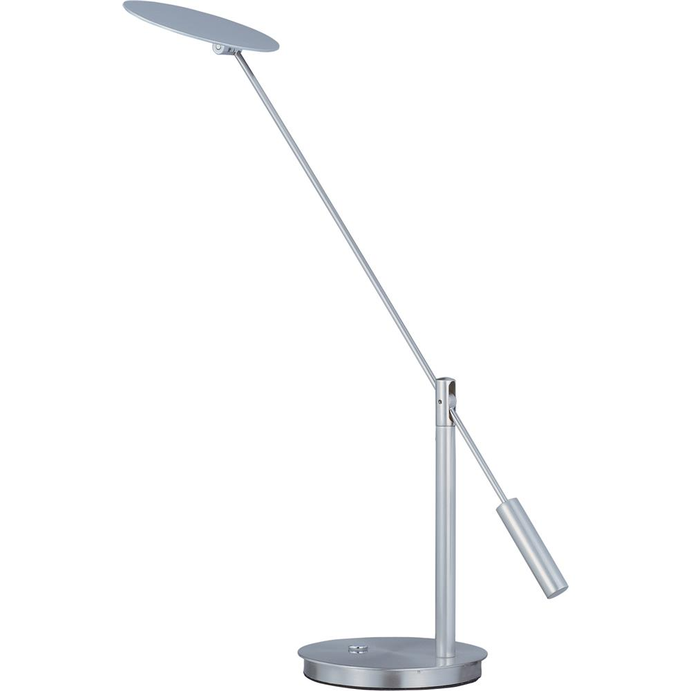 ET2 Lighting  E41008-SNEco-Task LED Table Lamp