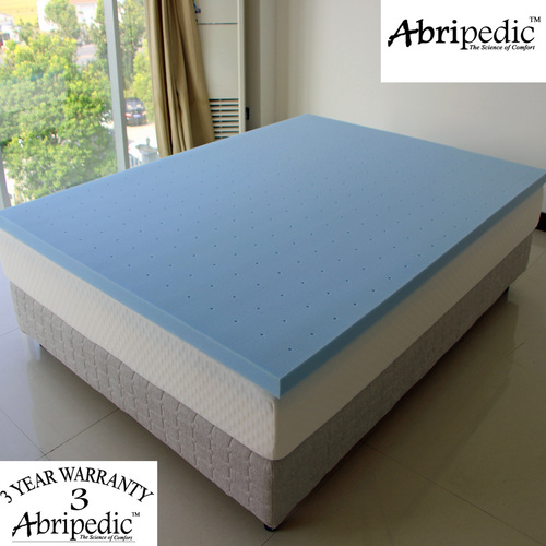 Egyptian Linens 222-2320  Abripedic 2-inch Ventilated Memory Foam Mattress Toppers
