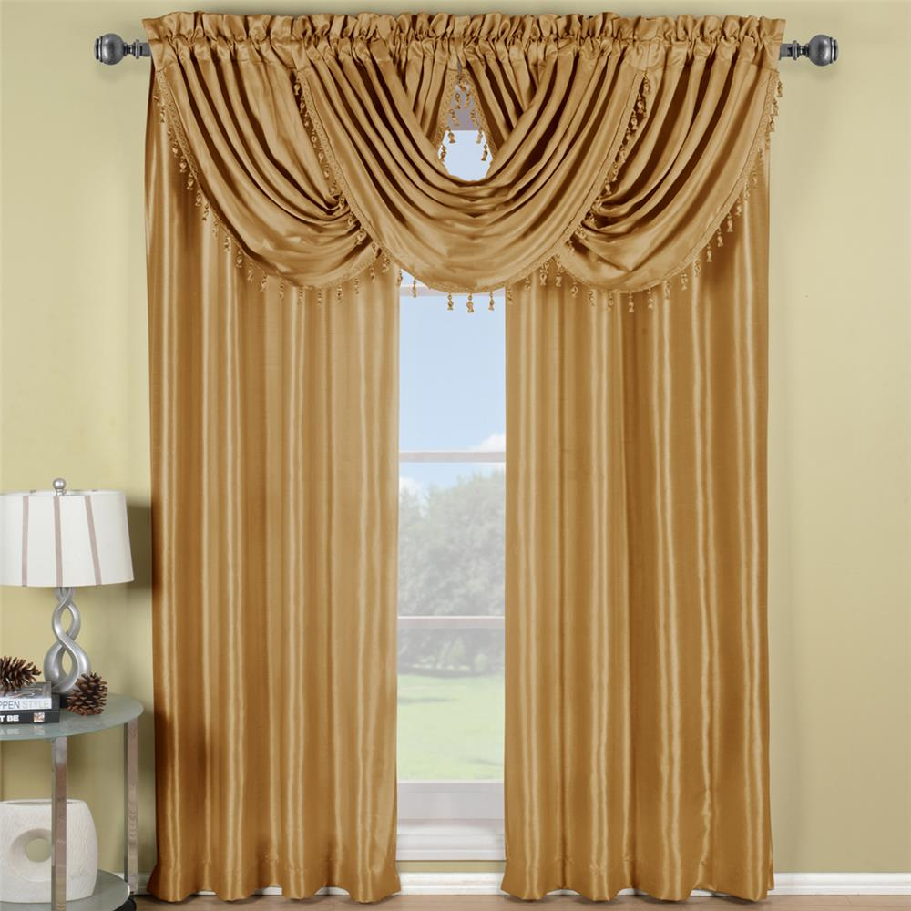 Window Valances Color Finish Gold Tones Goingdecor
