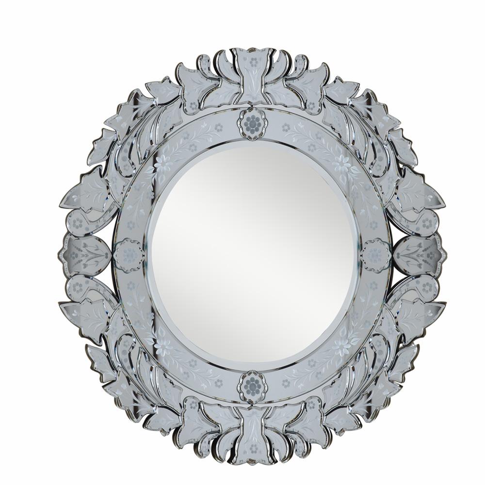 "Elegant Lighting MR-2013C Venetian Mirror 0.8""x31.5""D CL"