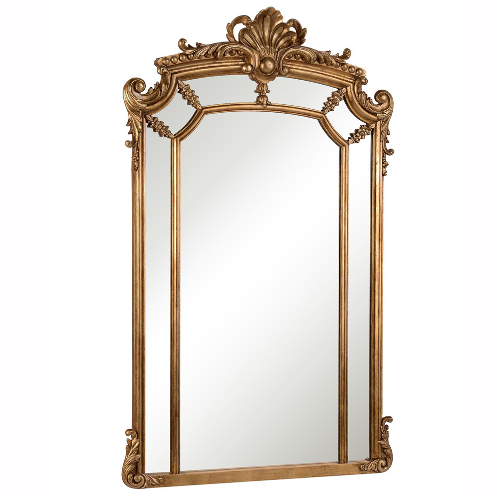 "Elegant Lighting MR-3344 ANTIQUE Mirror 30"" x 48"" x 2-1/2"" G"