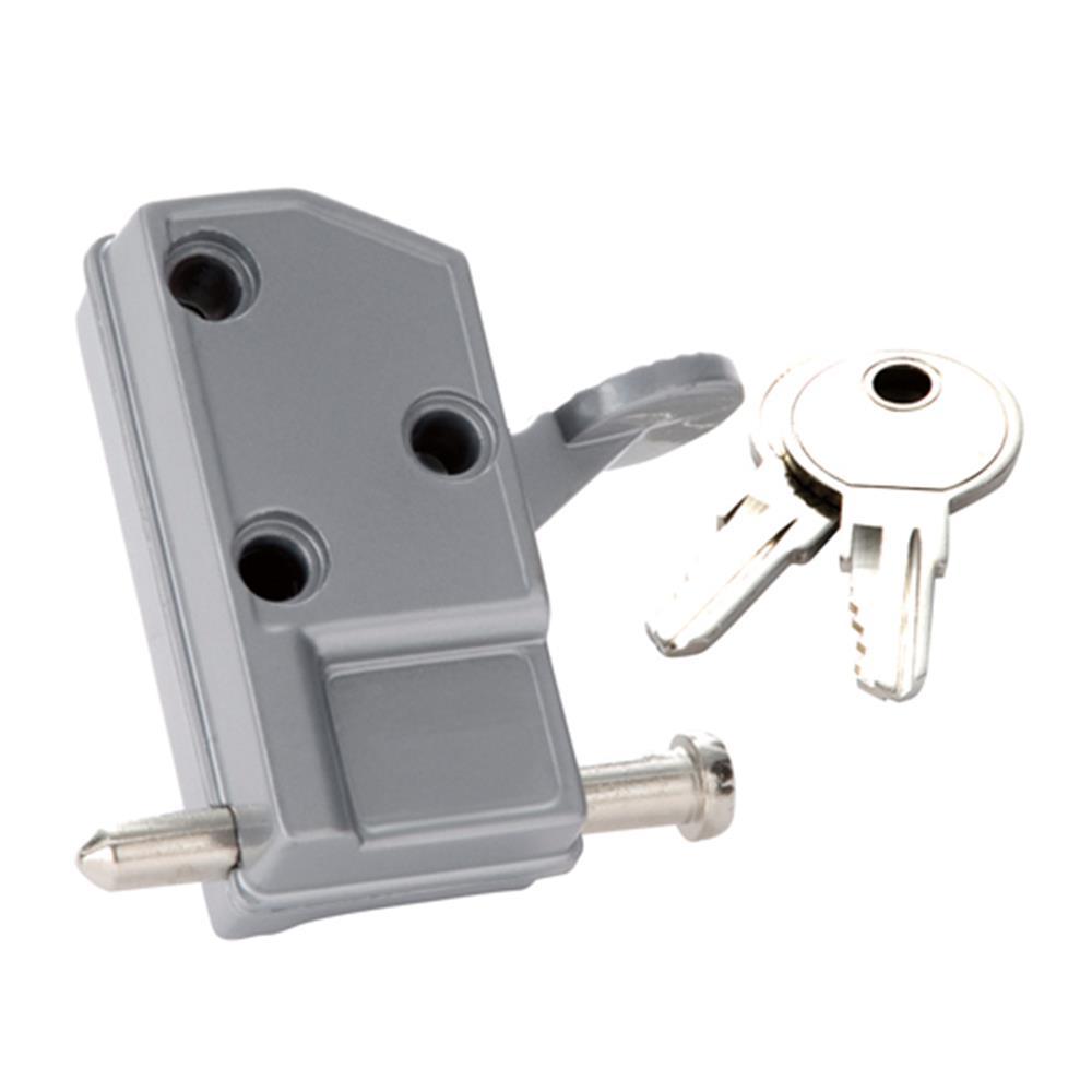 First Watch Security 1253 Keyed Patio Door Lock
