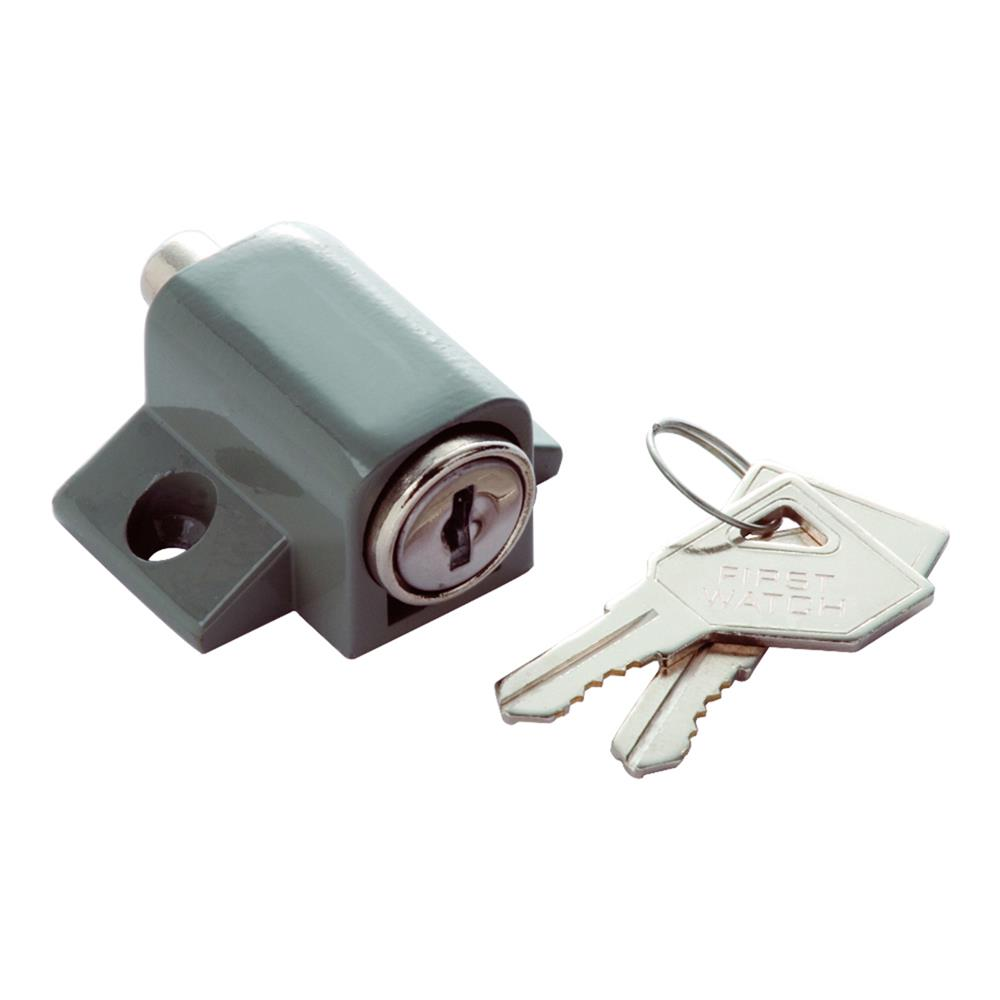 First Watch Security 1425 Keyed Patio Lock