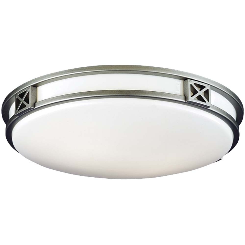 philips forecast lighting f849241nv hollywood hills 2light ceiling in vista silver finish - Forecast Lighting