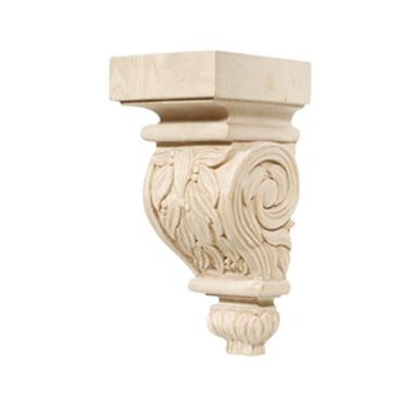 Hafele 198.00.110  Chateau Maple 2 7/8 X 6 Corbel
