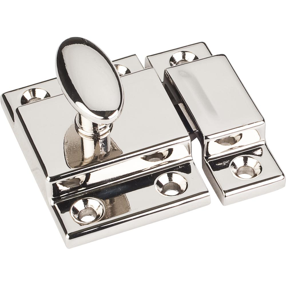 Jeffrey Alexander by Hardware Resources CL101-NI Cupboard Latch