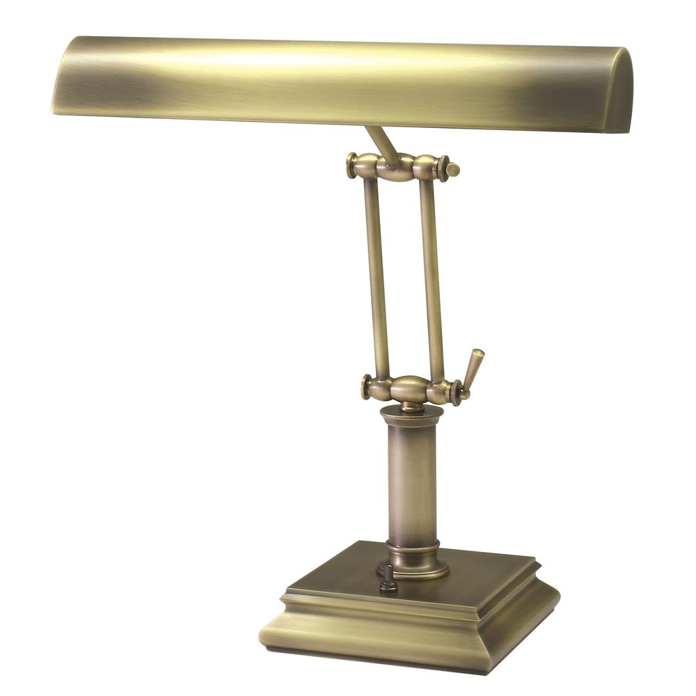 House of troy p14 202 ab piano desk lamp contemporary - House Of Troy P14 201 Ab 238 00