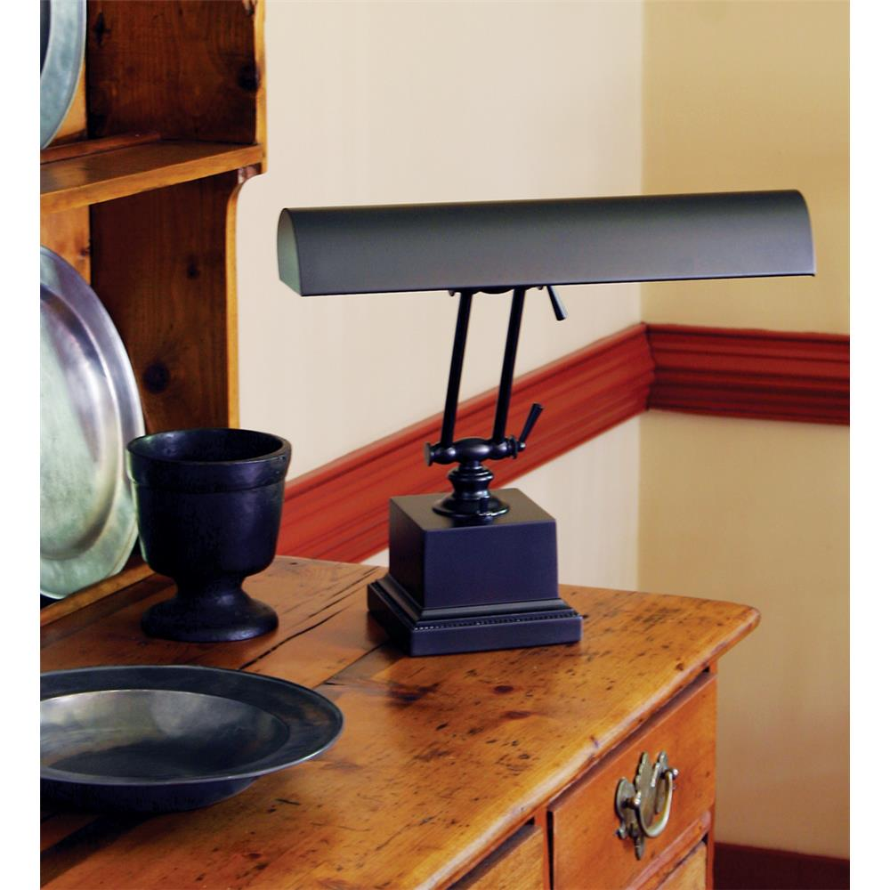 House of troy p14 202 ab piano desk lamp contemporary - House Of Troy P14 202 81 238 00