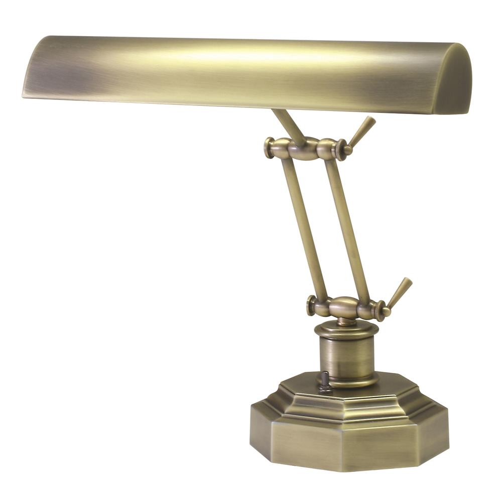 House of troy p14 202 ab piano desk lamp contemporary - House Of Troy P14 203 Ab
