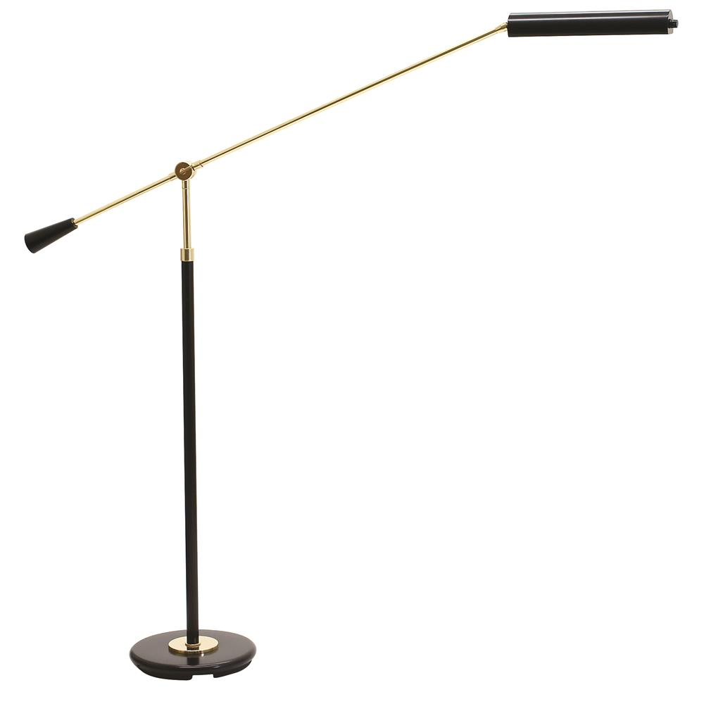 House of Troy PFLED-617 Grand Piano Counter Balance LED Floor Lamp