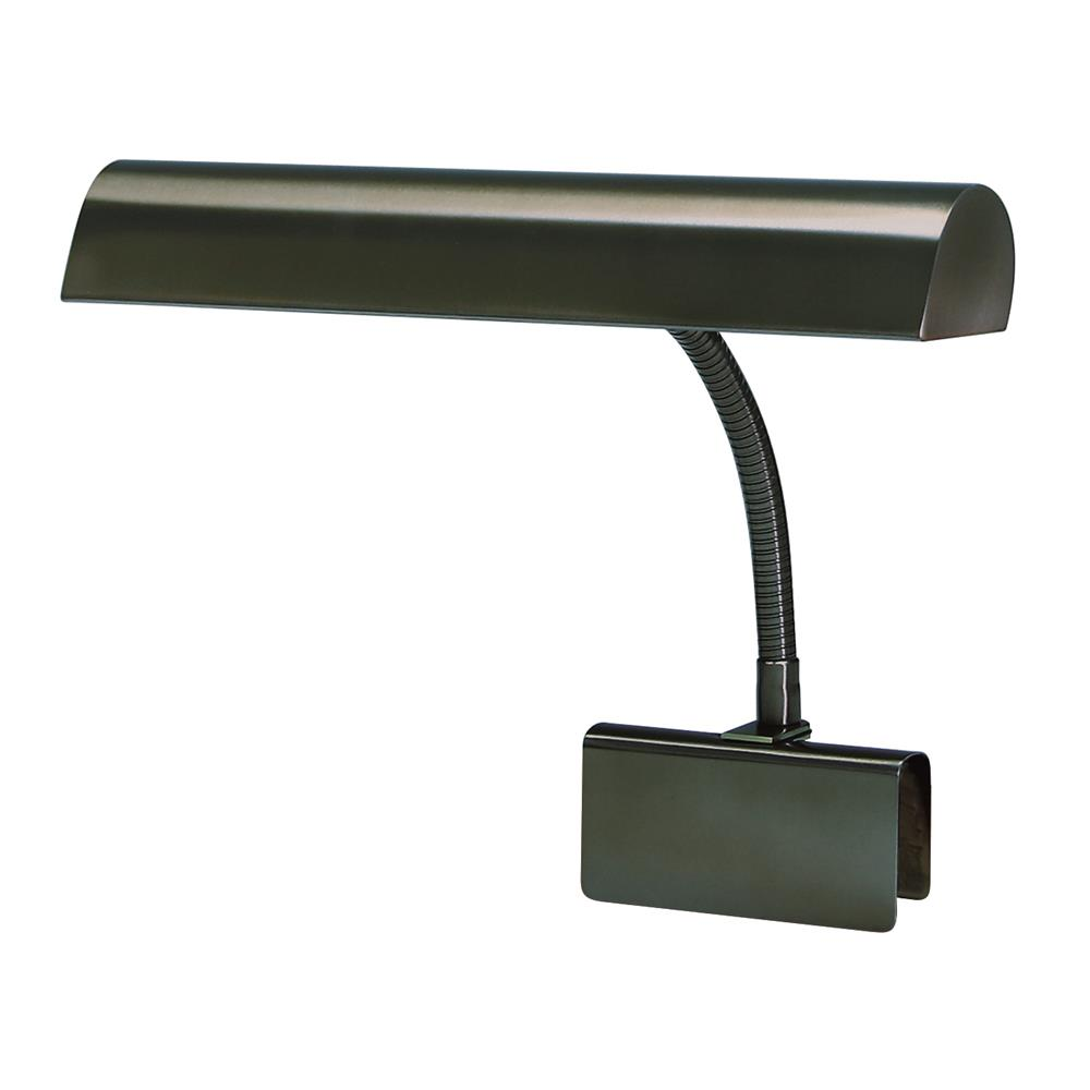House of Troy GP14-81 Grand Piano Clamp Lamp