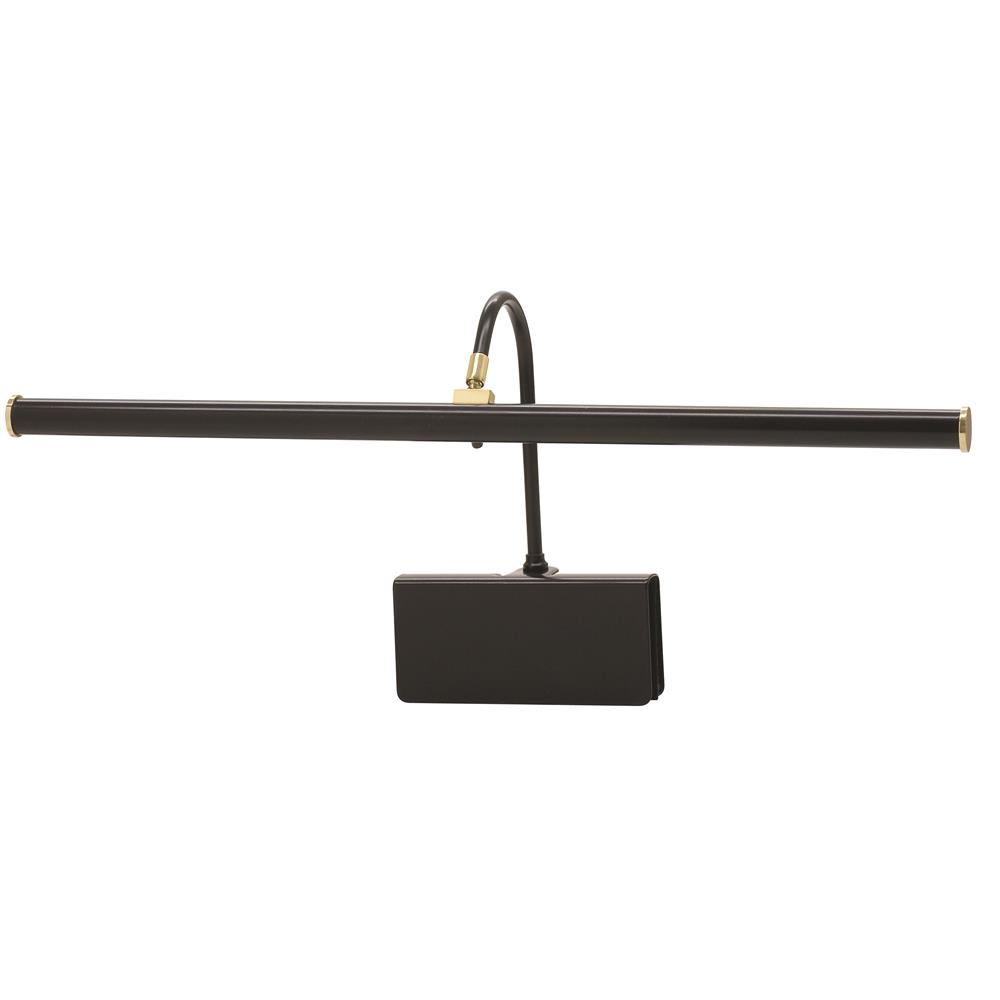 House of Troy GPLED19-7 Grand Piano LED Clamp Lamp