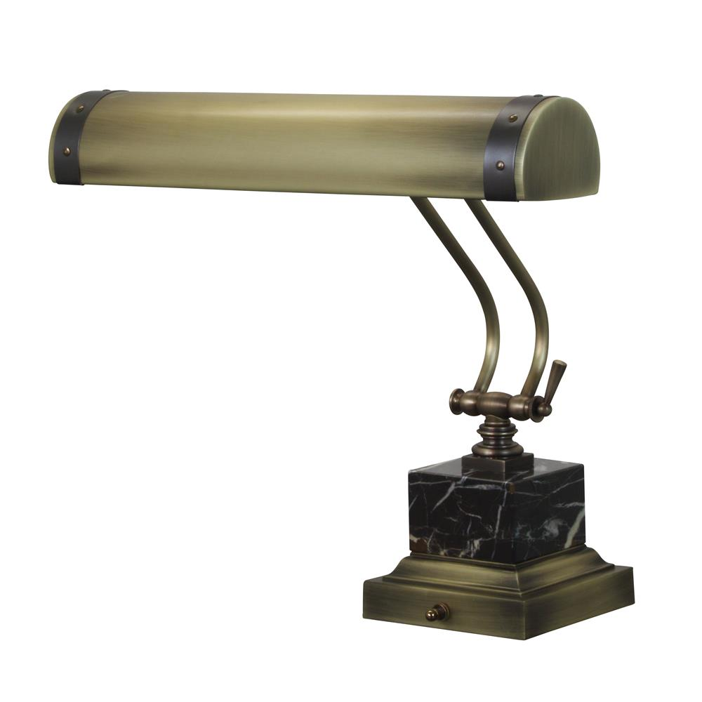 House of troy p14 202 ab piano desk lamp contemporary - House Of Troy P14 290 Abmb