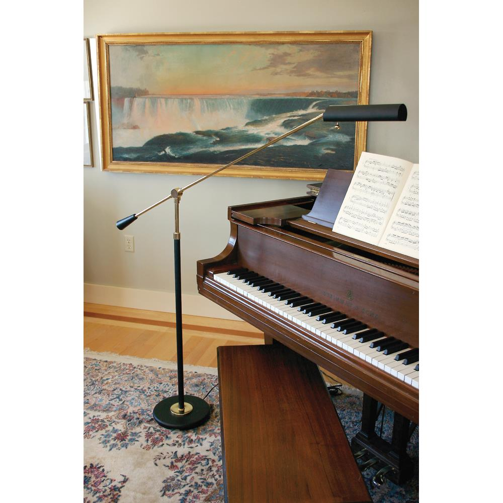 House of Troy PFL-617 Grand Piano Counter Balance Floor Lamp