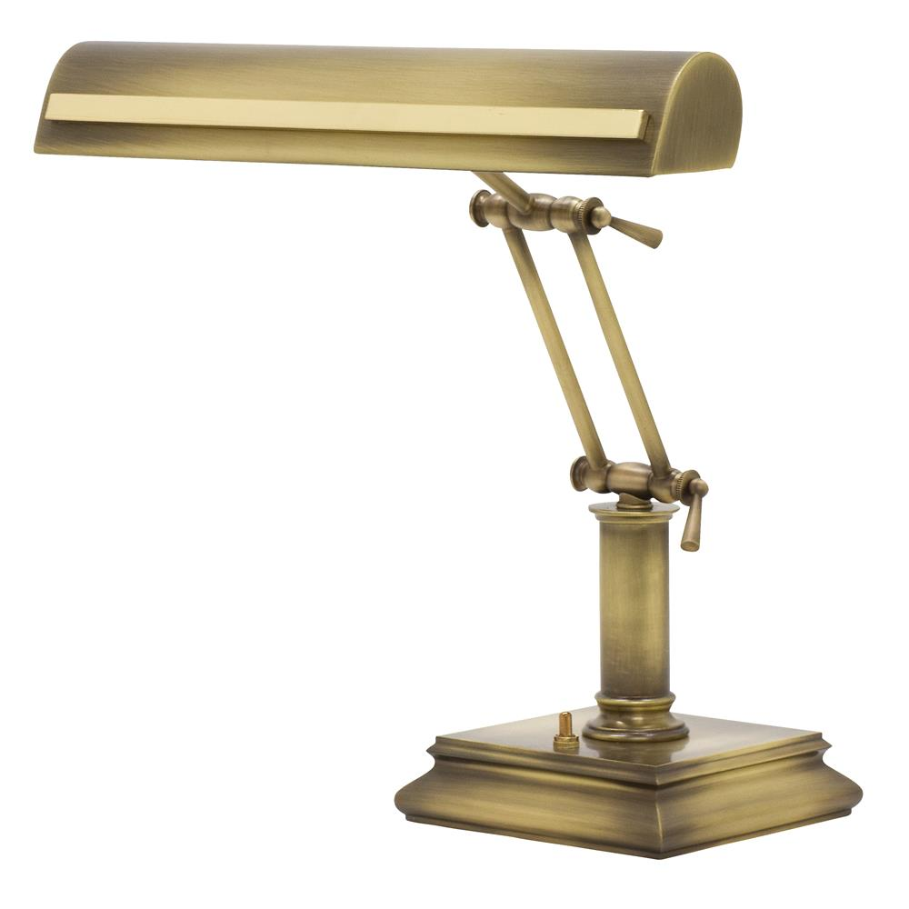 House of troy p14 202 ab piano desk lamp contemporary - House Of Troy Ps14 201 Sn Pn 278 00