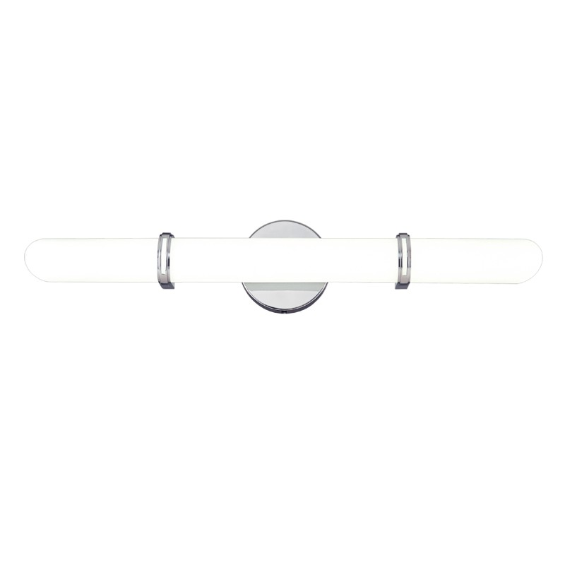 Hudson Valley Lighting 3604-PC Brighton 4 Light Bath Bracket in Polished Chrome